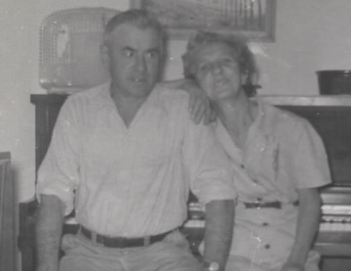 John and Mary Kazimour