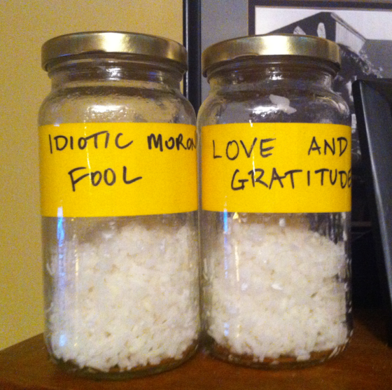 masaru emoto rice experiment